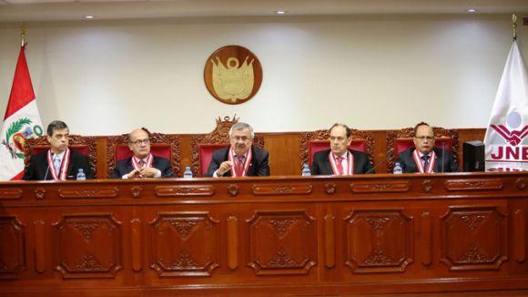 Távara confirmó que el debate de la segunda vuelta será el 29 de mayo.