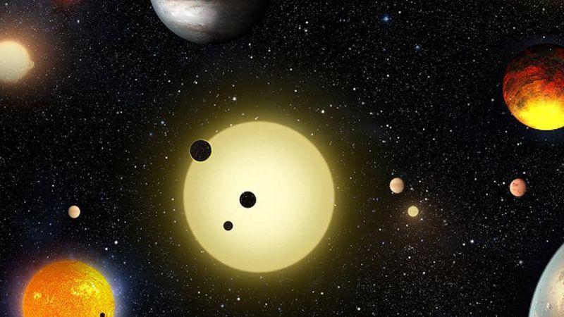 La NASA descubre 1.284 nuevos planetas fuera del Sistema Solar