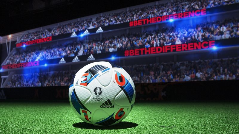 Conoce el balón preparado para la Euro 2016.