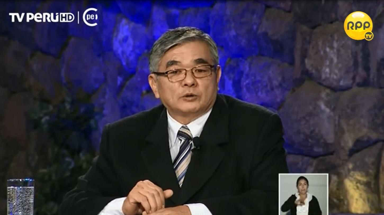 Marcos Miyashiro reiteró la propuesta de eliminar el sistema del 24x24 en la Policía Nacional expuesto por Keiko Fujimori.