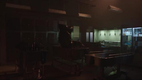 La muerte de Deadpool: escena eliminada