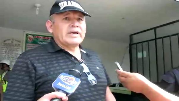 Quien fuera comisario de Nuevo Chimbote, será puesto a disposición del la Fiscalía especializada en Crimen Organizado