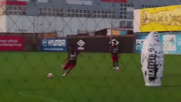 Siguen los entrenamientos en la Selección Peruana.