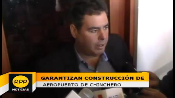Viceministro de Transportes y Comunicaciones,  Henry Zaira brindó explicaciones sobre futura construcción
