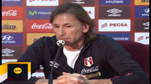 El entrenador de la Selección Peruana tomó una decisión tras la lesión de Miguel Araujo.