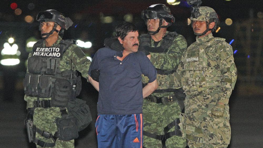 El Gobierno mexicano accedió a la extradición de 'El Chapo' a EE.UU.