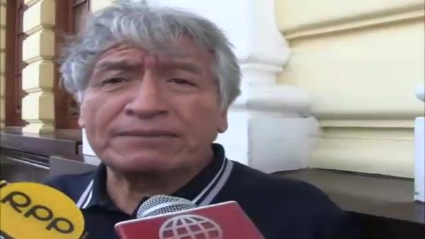 Virgilio Acuña pidió a la fiscalía investigar a Joaquín Ramírez.