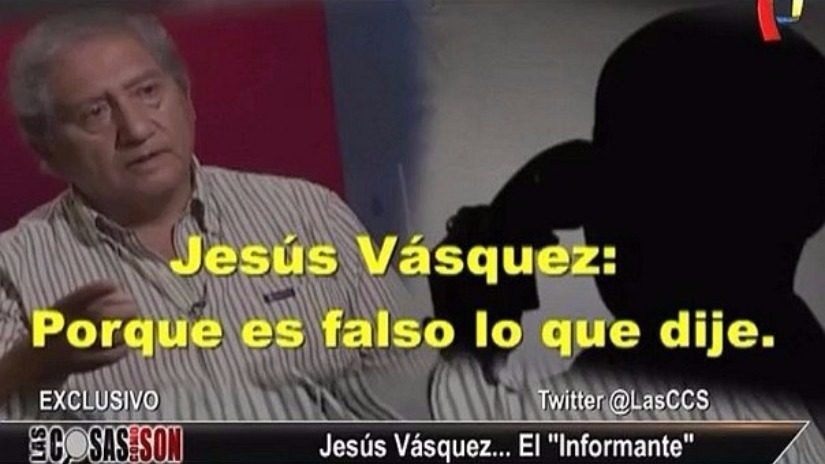 Jesús Vásquez es pieza central de la denuncia sobre lavado de activo contra el congresistas fujimorista Joaquín Ramírez.