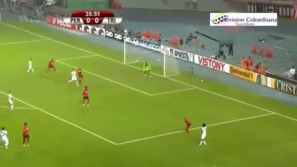 La Selección Peruana celebró con tantos de jugadores que pidió la afición.