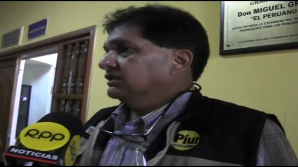 La Diresa pide a las familias que dejen ingresar a los fumigadores.
