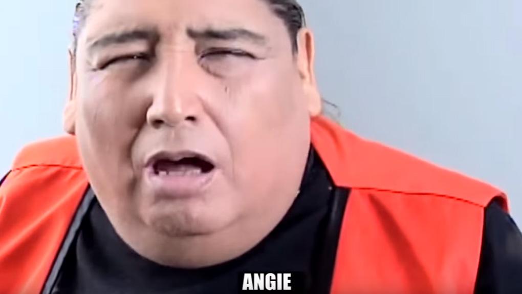 Abelardo Gutiérrez Alanya, Tongo, sorprende a sus seguidores con un nuevo video musical.