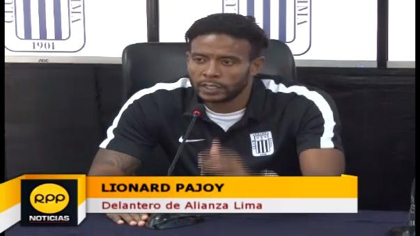 Lionard Pahoy sueña con el título a fin de año.