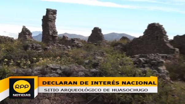 Alcalde de Julcán indicó que con esta designación, ahora se podrán realizar diversas acciones para que sea atractivo turístico.