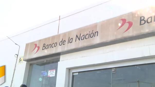 La Policía Nacional ha cerrado el ingreso y salida del distrito para dar con los autores del asalto.