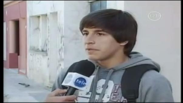 Alejandro Hohberg se probó también en Alianza Lima y Universitario de Deportes.