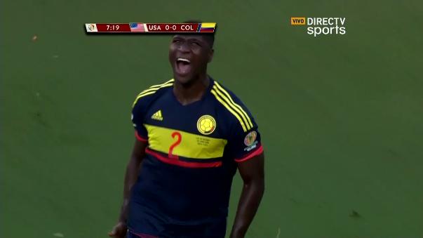 Con goles de Cristian Zapata y James Rodríguez, Colombia ganó sus primeros 3 puntos en la Copa América Centenario.
