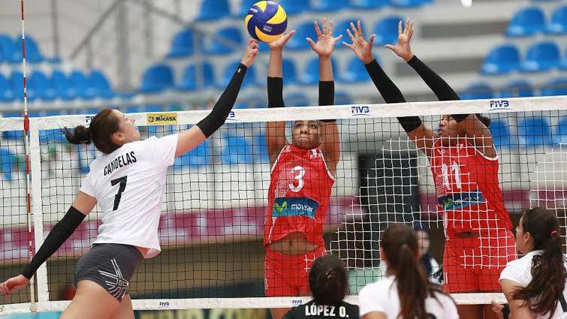 La Selección Peruana obtuvo su segunda victoria consecutiva en el Grand Prix