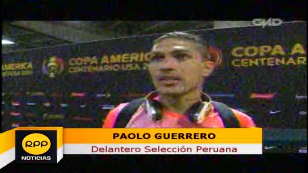 Paolo Guerrero registra 11 tantos en la Copa América