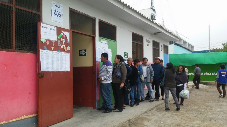 #VotaPerú ODPE Huaraz reportó la instalación del 100 % de las mesas de votación. http://rpp.pe/