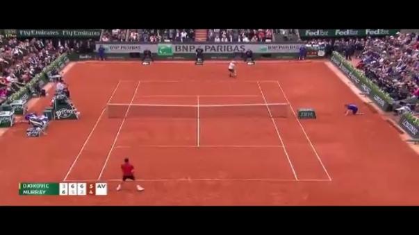 El serbio Novak Djokovic, número uno mundial, completó la colección de Grand Slams al ganar Roland Garros este domingo.