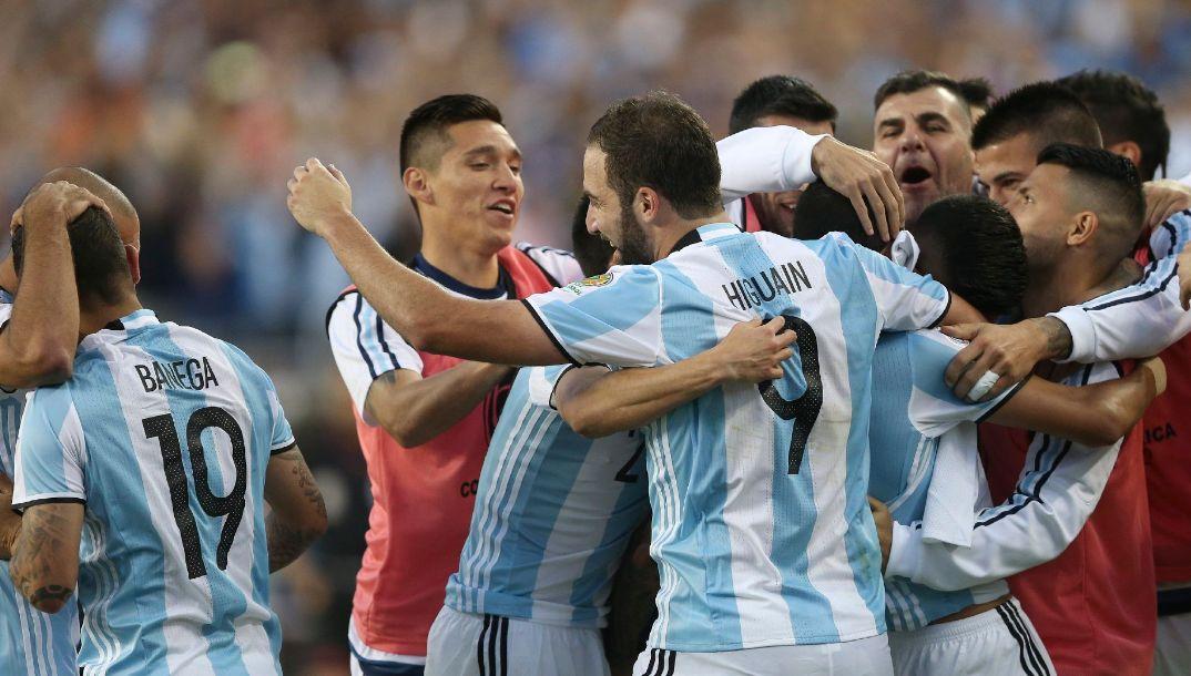 Argentina, sin Lionel Messi, logró un importante resultado.