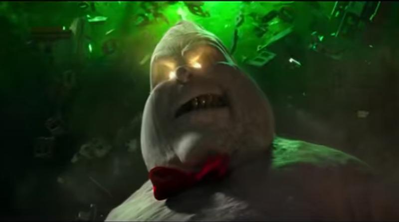 En el nuevo adelanto se ve más a Rowan, el fantasma que sirve de logo de la cinta.