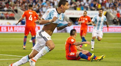 Arturo Vidal se mostró muy molesto tras la derrota de la Selección Chilena.