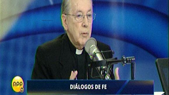 """El cardenal consideró que no se puede """"pasar la página"""" sin antes pedir disculpas."""