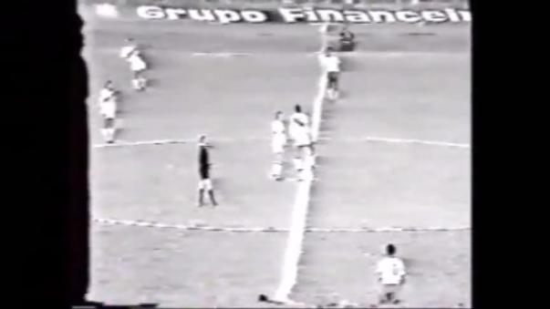 Uno de los triunfos más importantes en la historia del fútbol peruano.