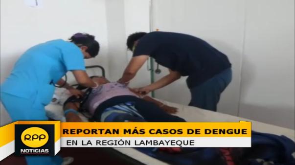 Pacientes con dengue recibieron atención en diferentes puestos de salud