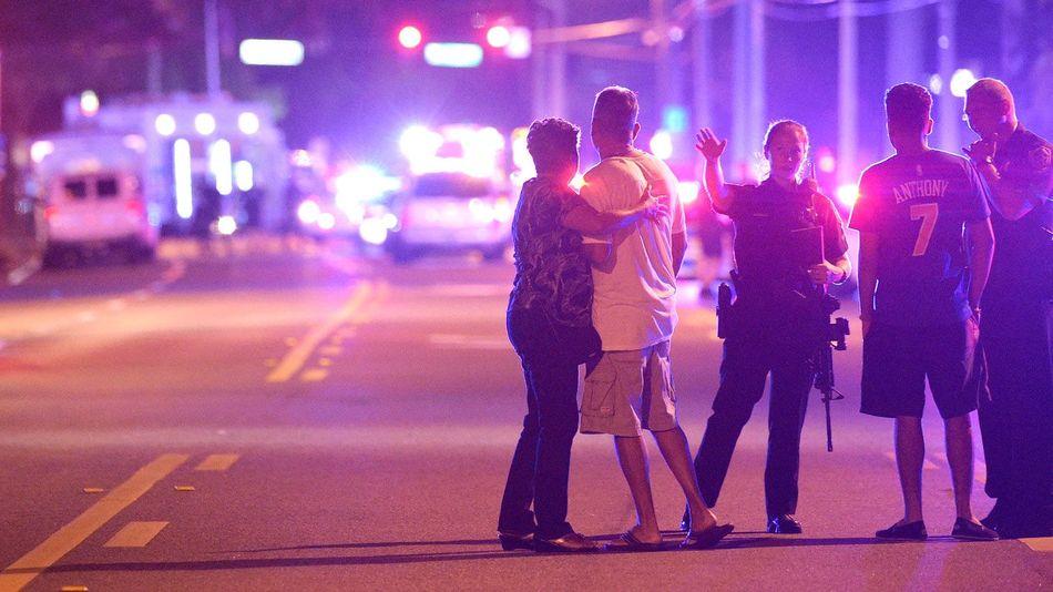 Tiroteo en Orlando, Florida, dejó 50 muertos y más de 50 heridos