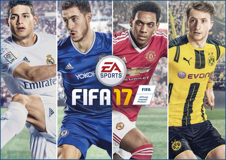 FIFA 17 es el tercer juego más vendido del mundo.