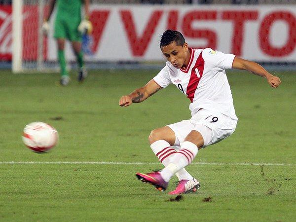 Yoshimar Yotún debutó con la Selección Peruana gracias al entrenador Sergio Markarián.