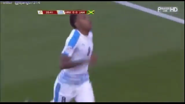 Uruguay salvó el honor en la última jornada de la fase de grupos de la Copa América Centenario.