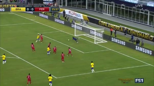 La Selección Peruana venció por 1-0 a Brasil con un polémico gol de Raúl Ruidíaz.