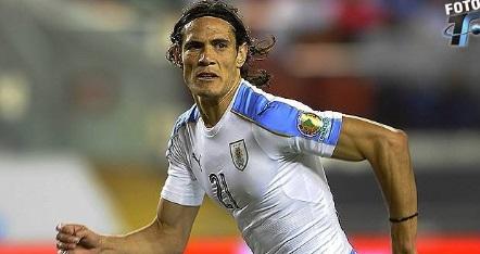 Uruguay golea a Jamaica por Copa América.
