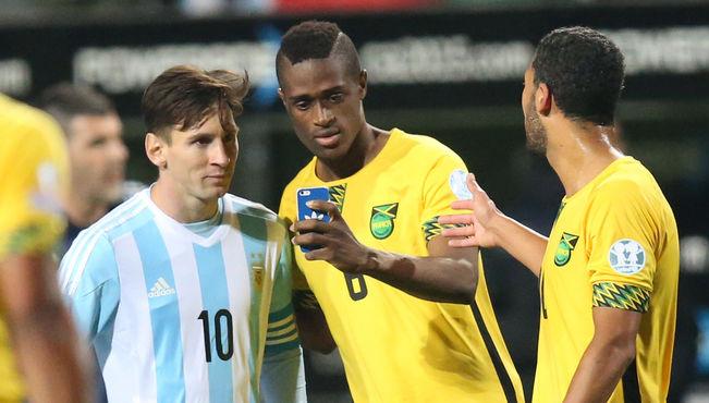 Lionel Messi también pasó por un caso parecido.