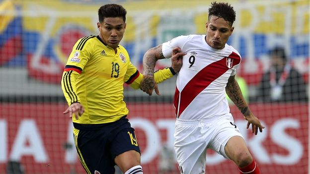 La Bicolor ha tenido buenos resultados contra Colombia en las últimas Copas América.
