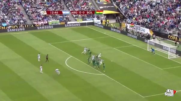 Argentina pasó por encima a todos sus rivales.