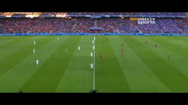 Revive el resumen del empate 1-1 entre Portugal e Islandia.