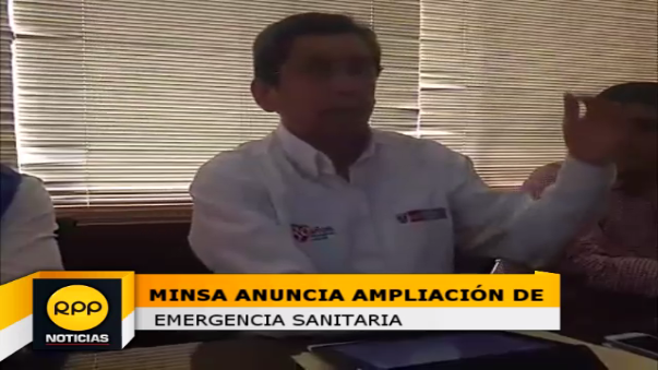 Ministro de salud fortalecerá acciones para evitar la propagación de casos de zika en toda la zona Norte.