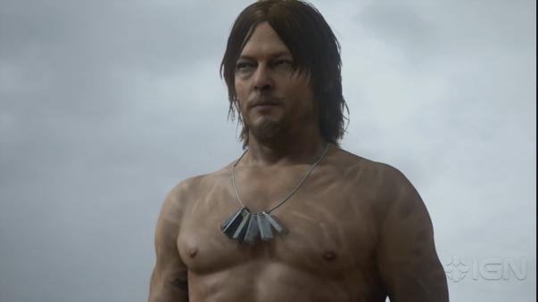 Teaser de Death Stranding, el nuevo videojuego de Hideo Kojima