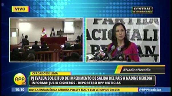 Durante la audiencia sobre el caso de las agendas de Nadine Heredia, el fiscal Germán Juárez Atoche reveló que tenía en su poder una carta del expresidente de Venezuela Hugo Chávez dónde se habla de envíos de dinero a la campaña de Ollanta Humala del 2006.