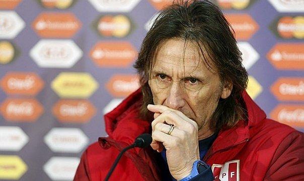 Ricardo Gareca resaltó el trabajo hecho por la Selección Peruana.