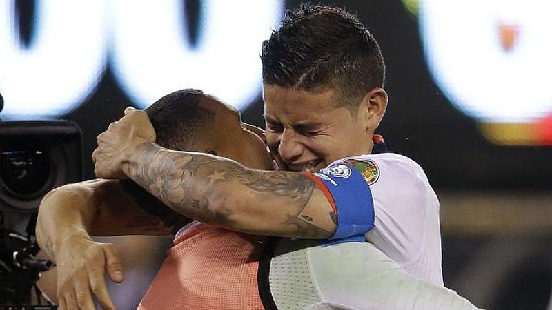 Colombia se ubicó segundo en el grupo A
