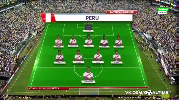 La Selección Peruana se retiró del torneo sin perder un solo partido durante los 90 minutos de juego.