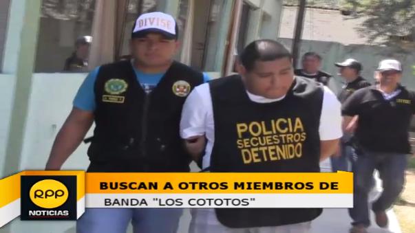 Ya hay una orden de captura de los otros miembros de la banda que operaba desde la ciudad de Paita.