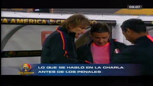 ¿Qué se conversó previo a la tanda de penales de la Selección Peruana?