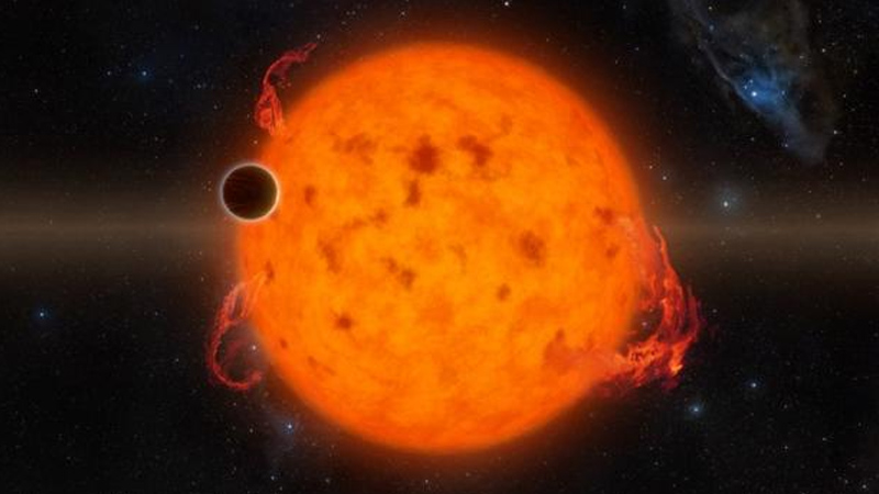 El planeta bebé K2-33b, uno de los más jóvenes hallados hasta la fecha