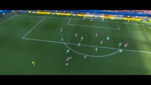 Portugal no pudo superar a una de las revelaciones de la Eurocopa. 05c80b60bed30